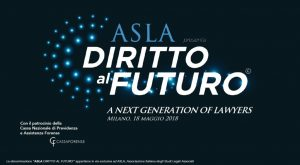 Asla Diritto al futuro A next generation of lawers