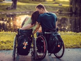 Ecco perché a Disabilandia si tromba