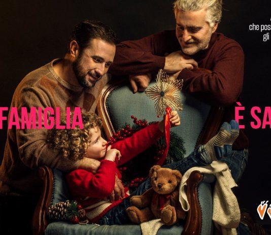 famiglia arcobaleno e genitori omosessuali