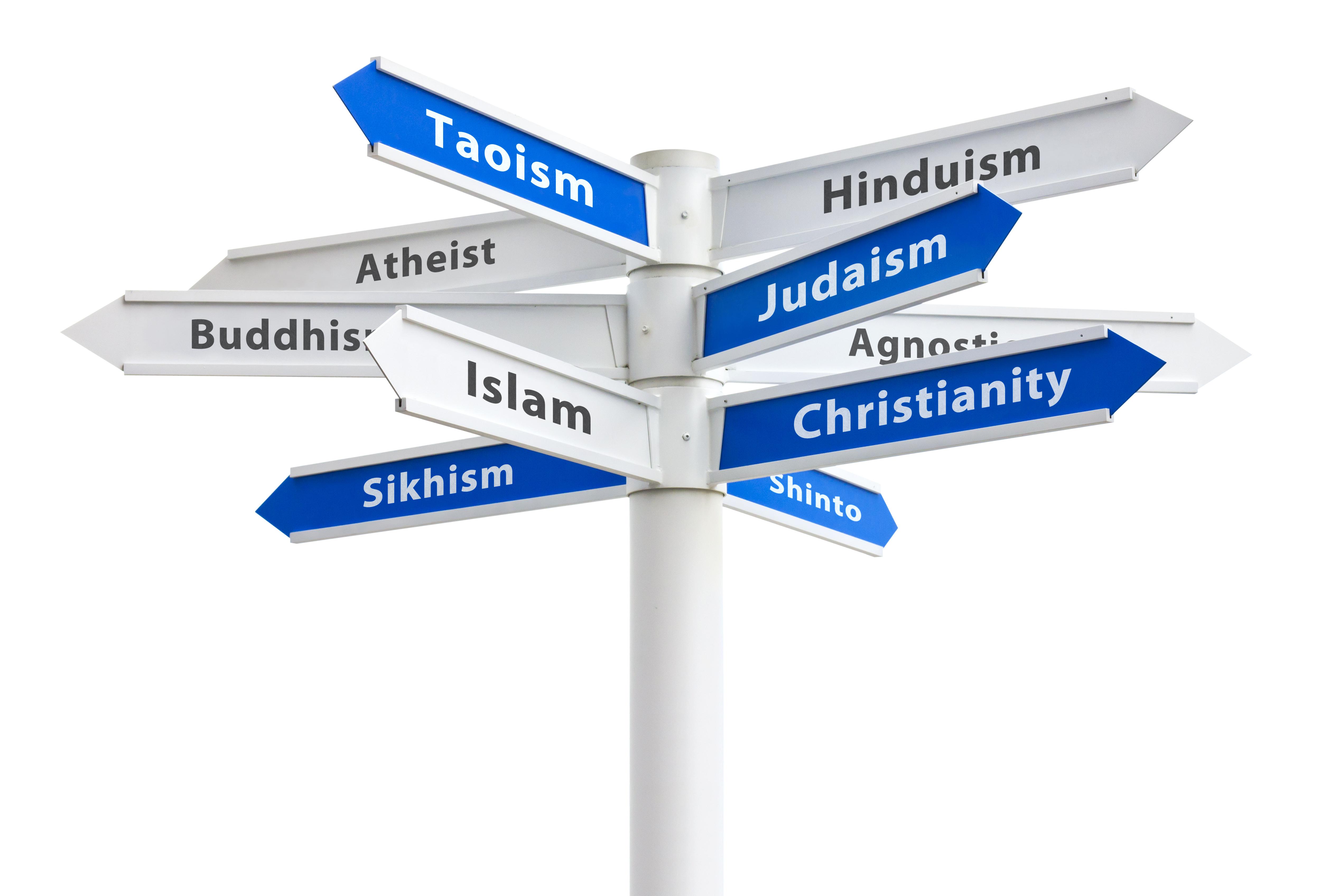 Il grande racconto delle religioni