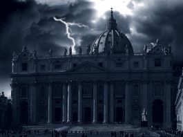 L'inutile fardello: saette sul vaticano