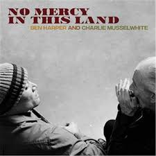 La cover dell'abum No mercy in this land